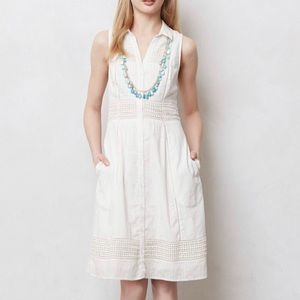 COMING SOON! Maeve white lace dress
